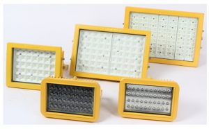 Square led explosion-proof lights