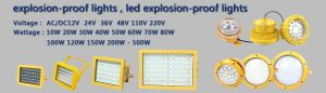 explosion-proof lights,led explosion-proof lights